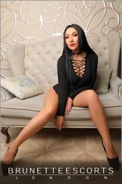 Janet - Asian Brunette Escort